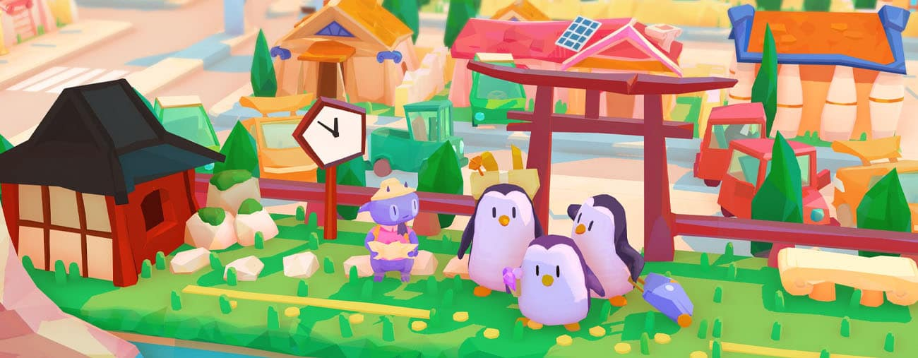 Harmony's Odyssey jeu switch puzzle