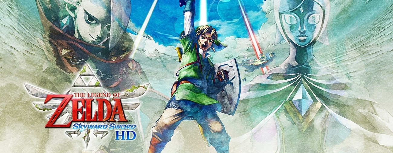 skyward sword hd nintendo switch