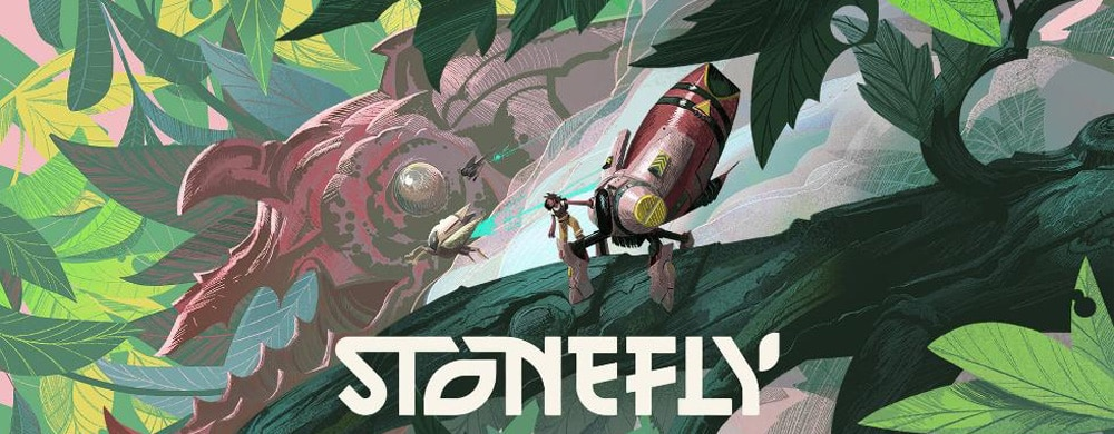 stonefly annonce nintendo switch