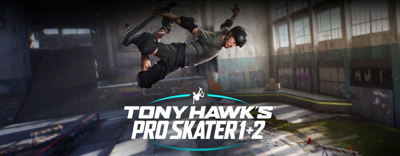 Tony hawk's pro skater 1 2 switch