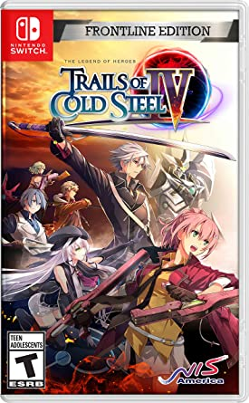 the legend of heroes: trails of cold steel iv switch