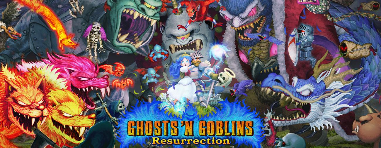 Ghost'n Goblins Resurrection
