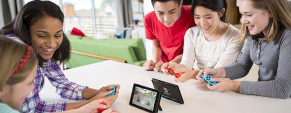 La Nintendo Switch est-elle réservée uniquement aux enfants - GUIDE