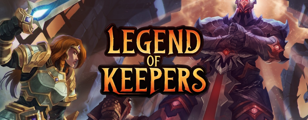 Legend of Keepers défendra son donjon également sur Switch