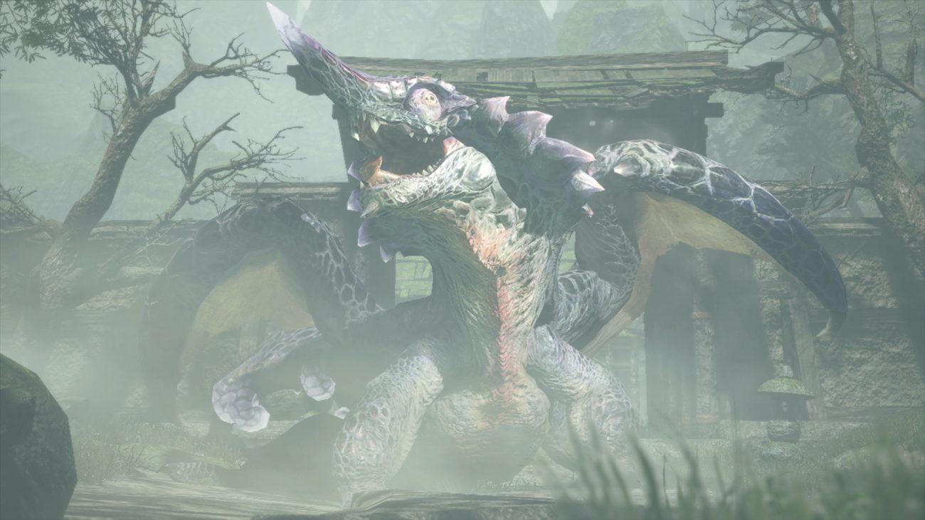 monster hunter rise chameleos