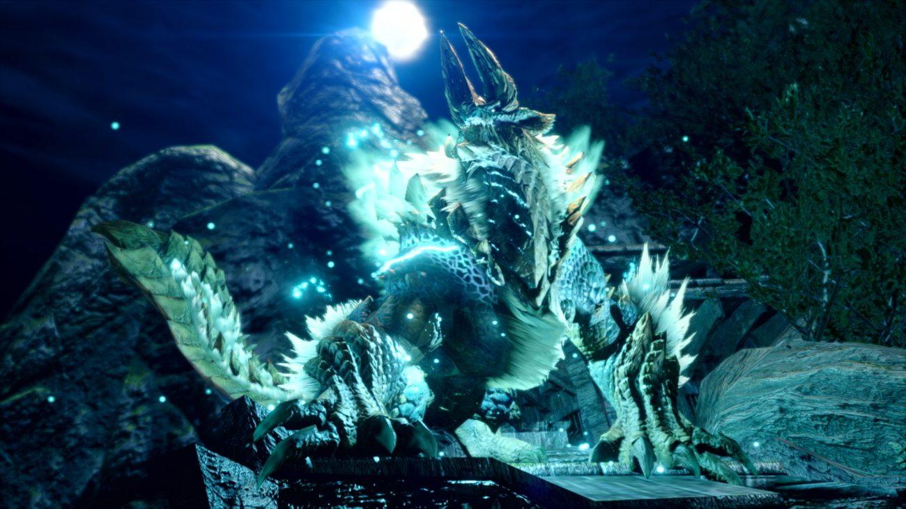 monster hunter rise zinogre
