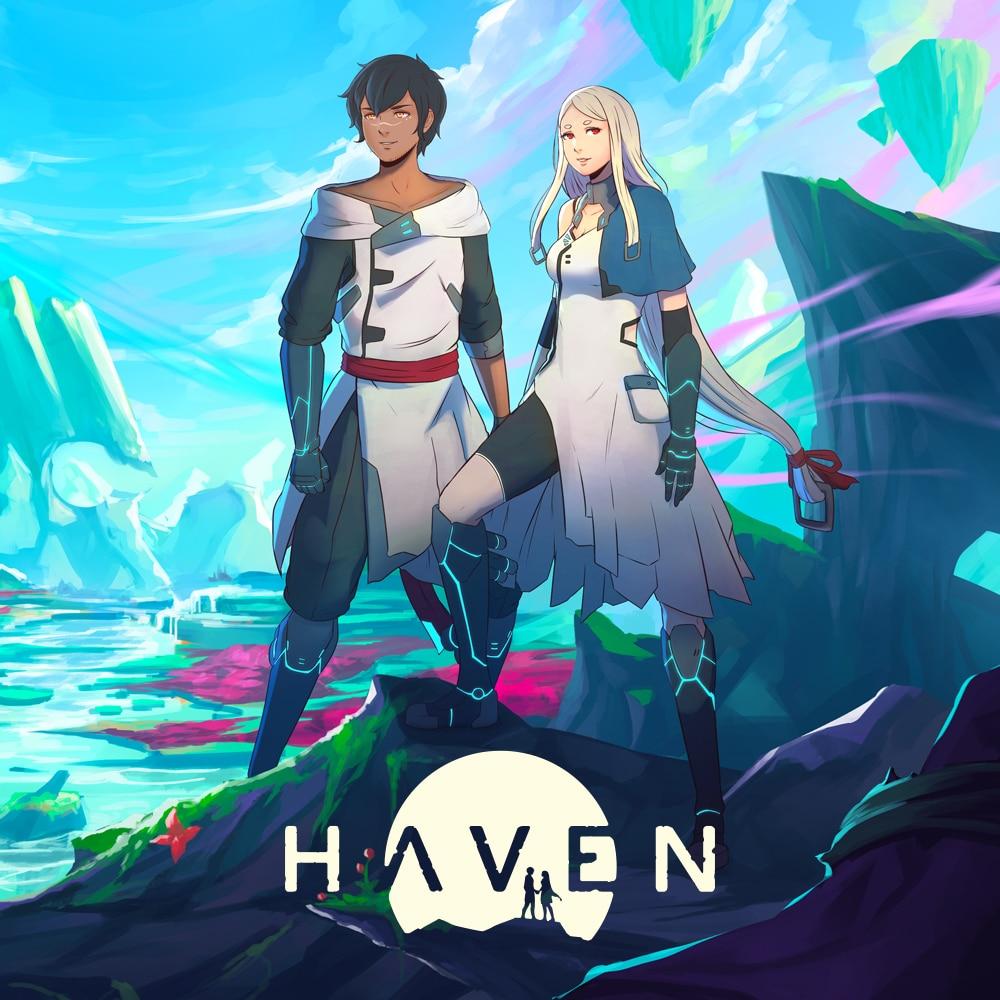 Haven Sselection jeux indés switch 2021