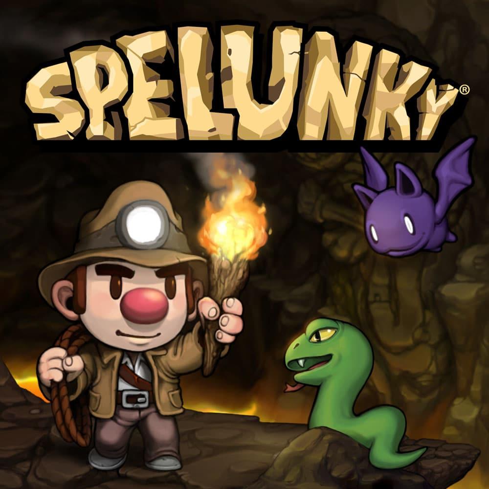 Nintendo Switch : 10 titres indépendant à suivre pour 2021 : Spelunky