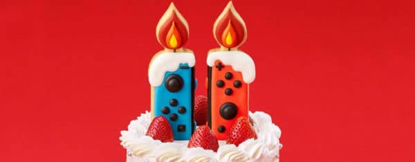anniversaire nintendo switch 2021