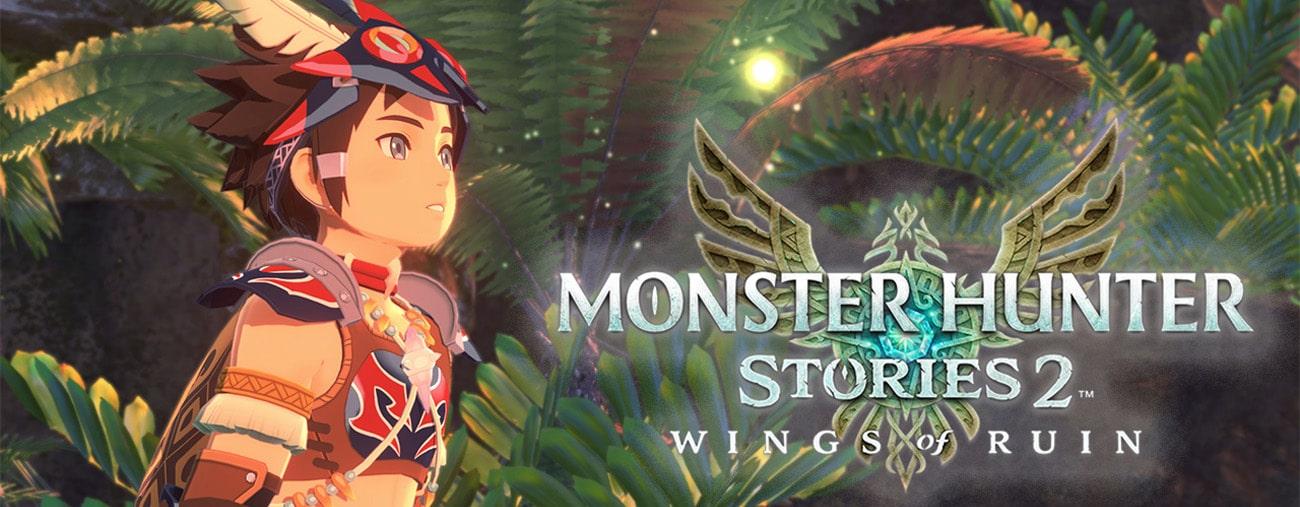 monster hunter stories 2 date de sortie