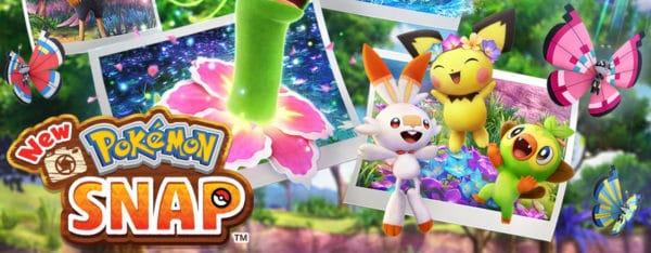 new pokémon snap nouvelles infos switch