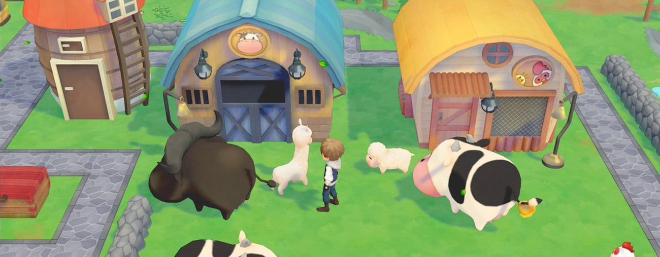 story of seasons pioneers of olive town patchs problèmes