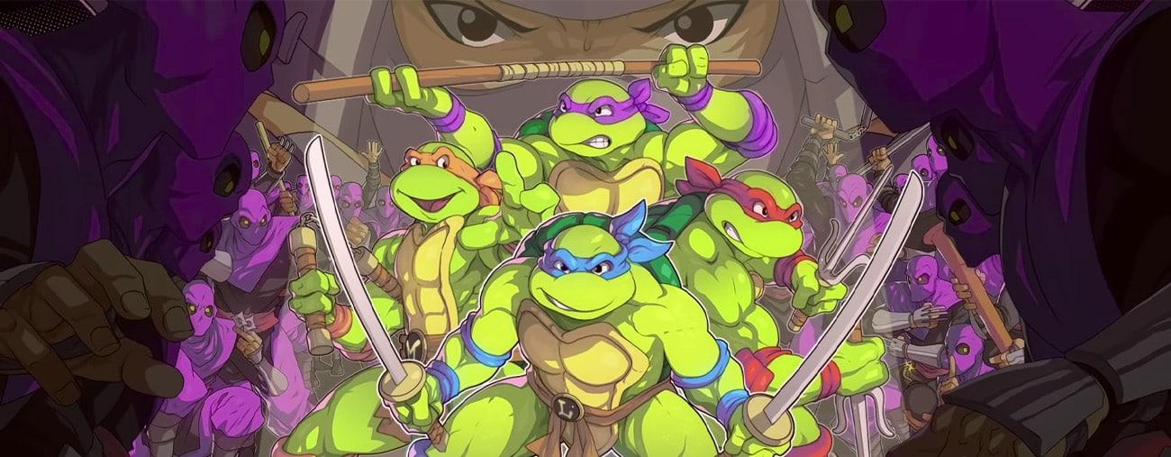 tortues ninja beat them all dotemu switch