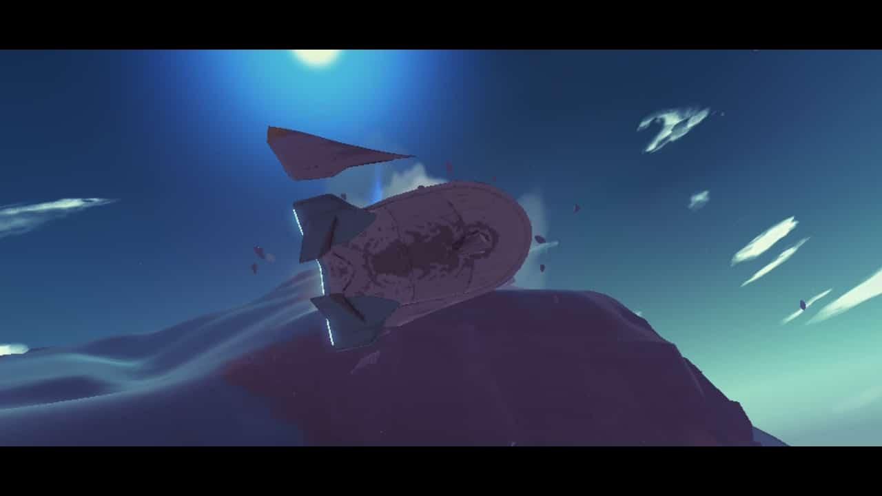 Haven : vaisseau