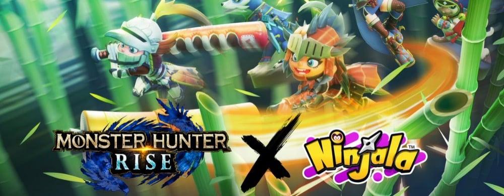 Ninjala Monster Hunter