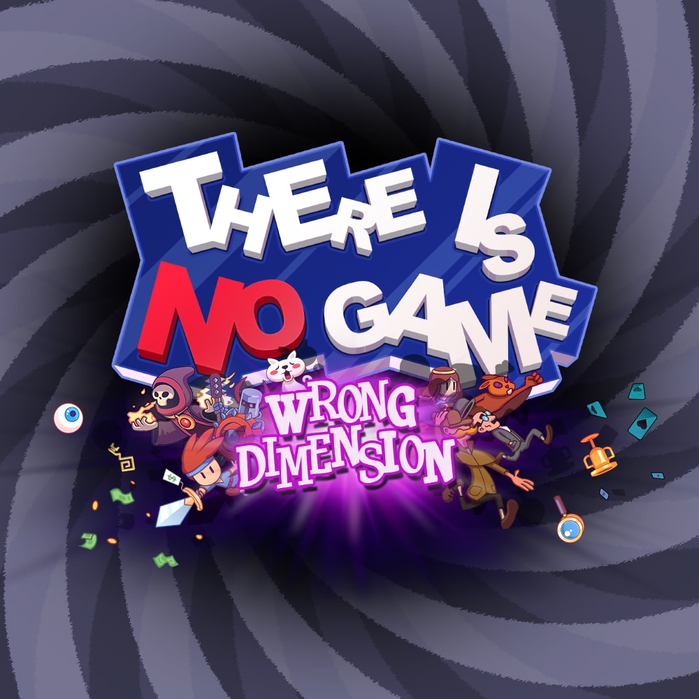 There Is No Game: Wrong Dimension Nintendo Switch