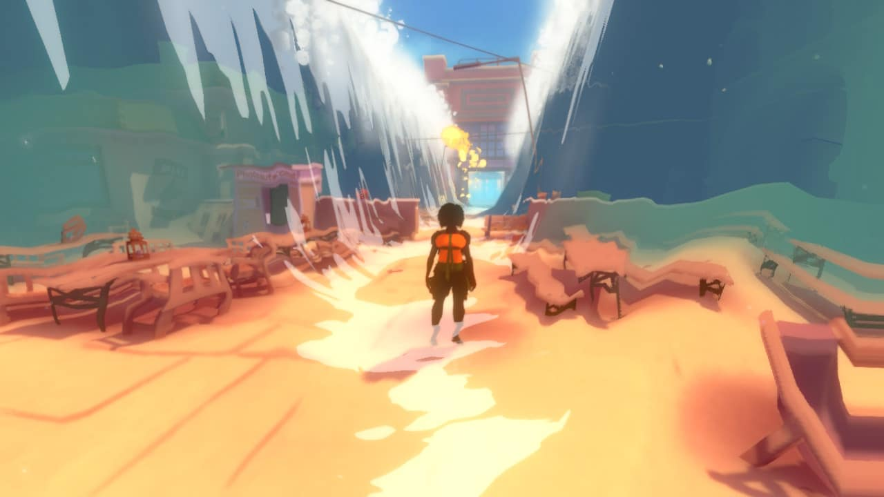 Sea of Solitude Test Switch