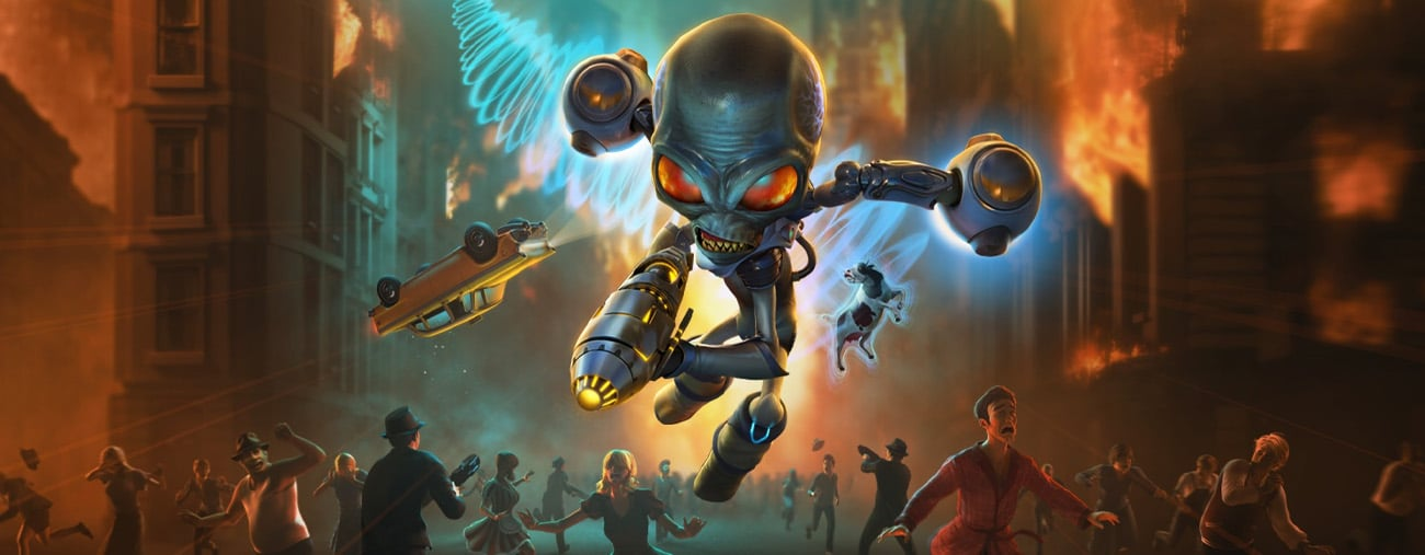 destroy all humans! nintendo switch
