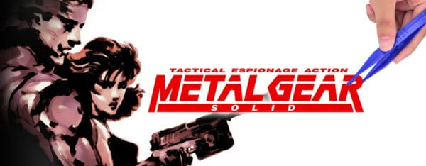 metal gear solid remake rumeur