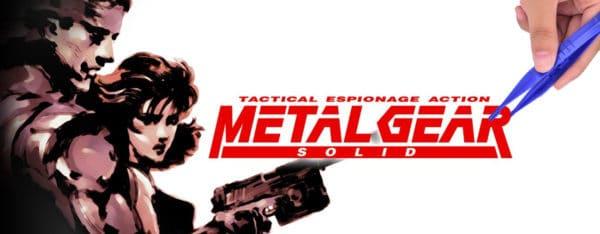metal gear solid remake rumeur