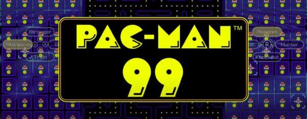 pac-man 99 annoncé par nintendo