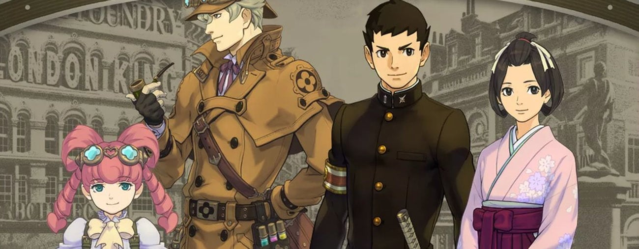 the great ace attorney chronicles switch annonce