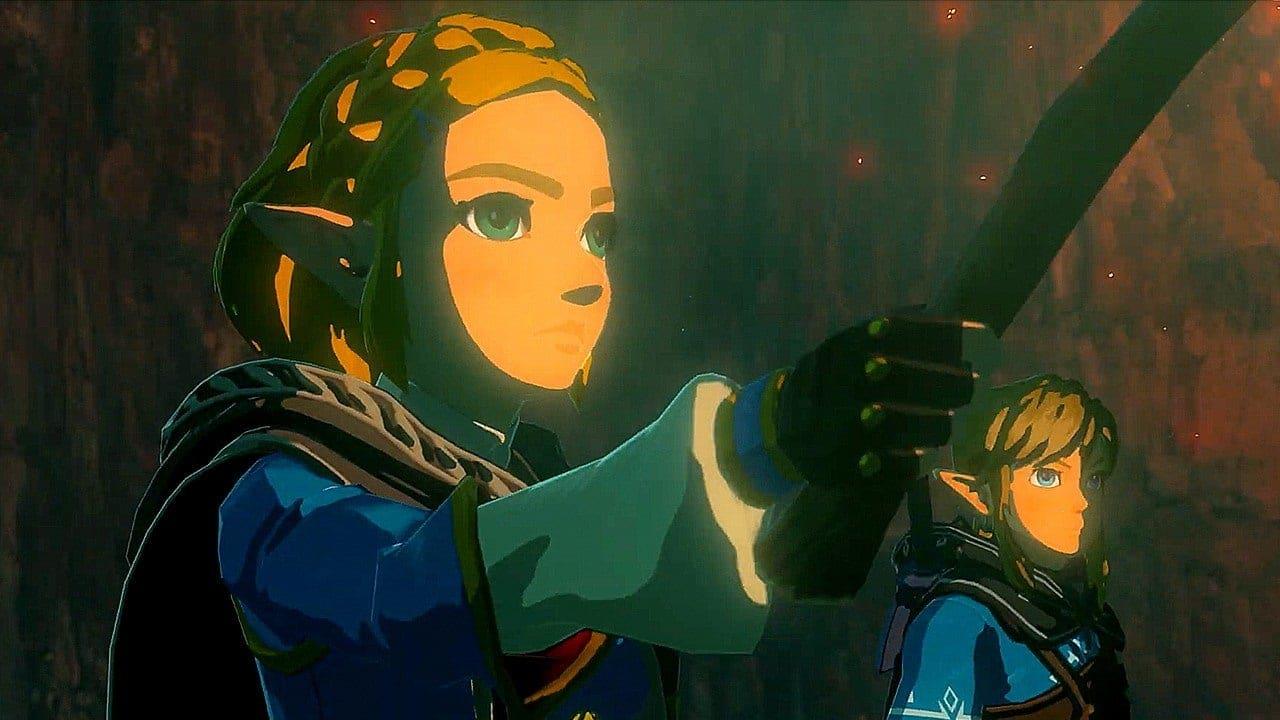 E3 2021 - Zelda botw2
