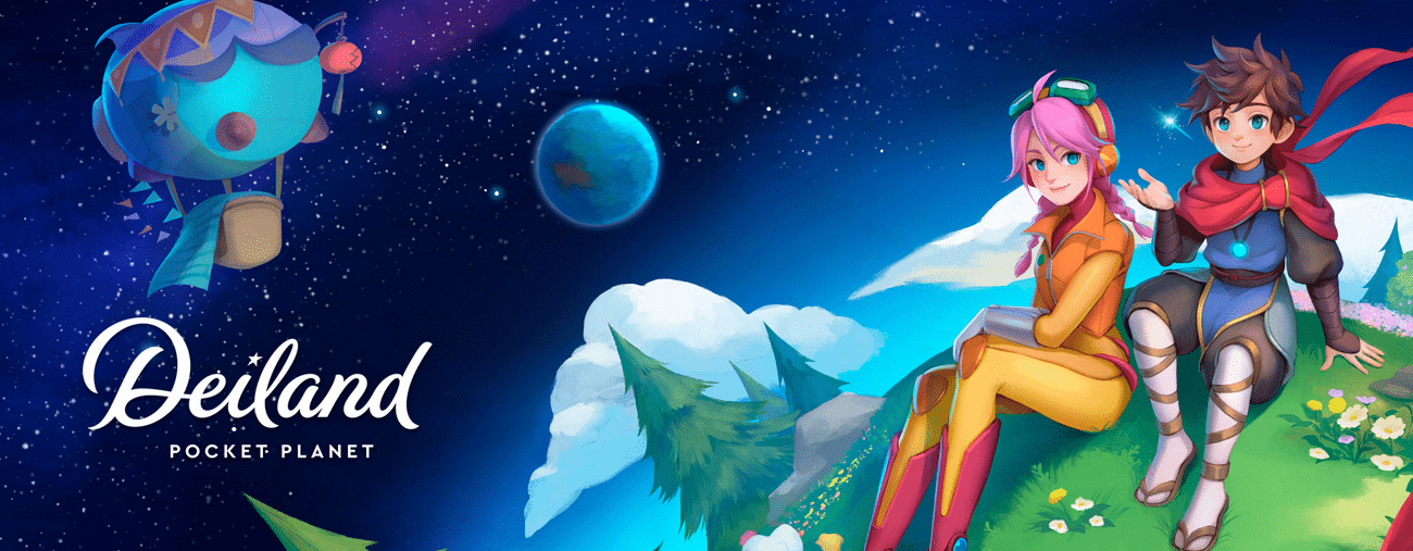 Deiland Pocket planet