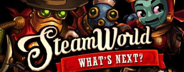 Image & Form (re)confirme travailler sur des jeux SteamWorld