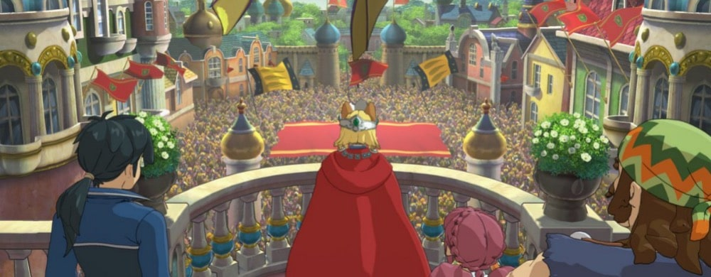 Ni No Kuni II Switch