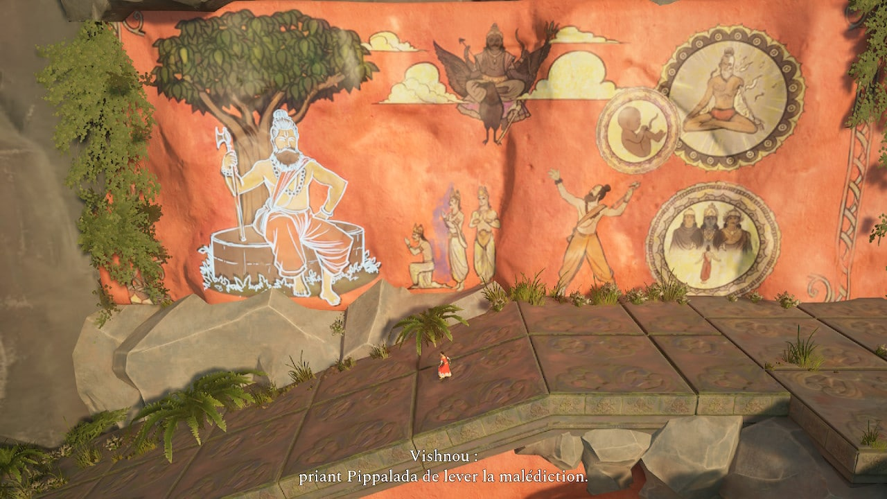 Raji: An Ancient Epic Switch Test