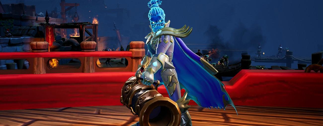 Torchlight III présente le Capitaine maudit, sa nouvelle classe