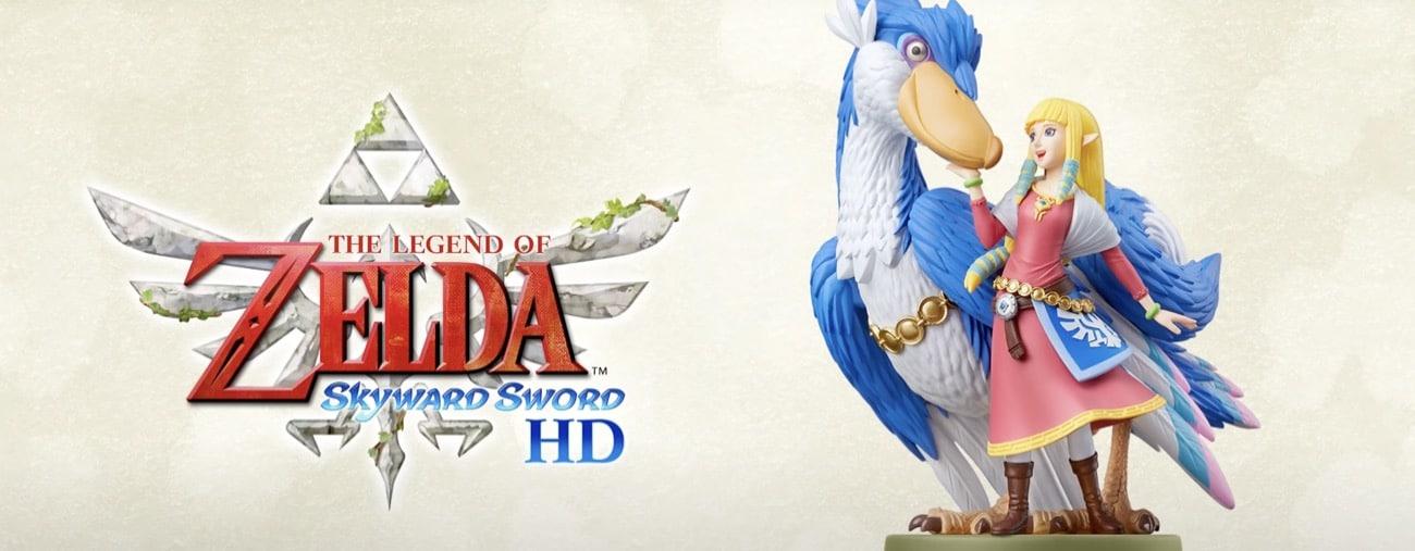 Zelda: Skyward Sword HD amiibo