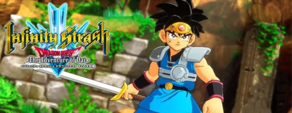 infinity strash dragon quest the adventure of dai images switch actu
