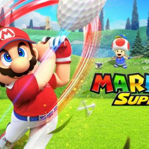 mario golf: super rush switch trailer