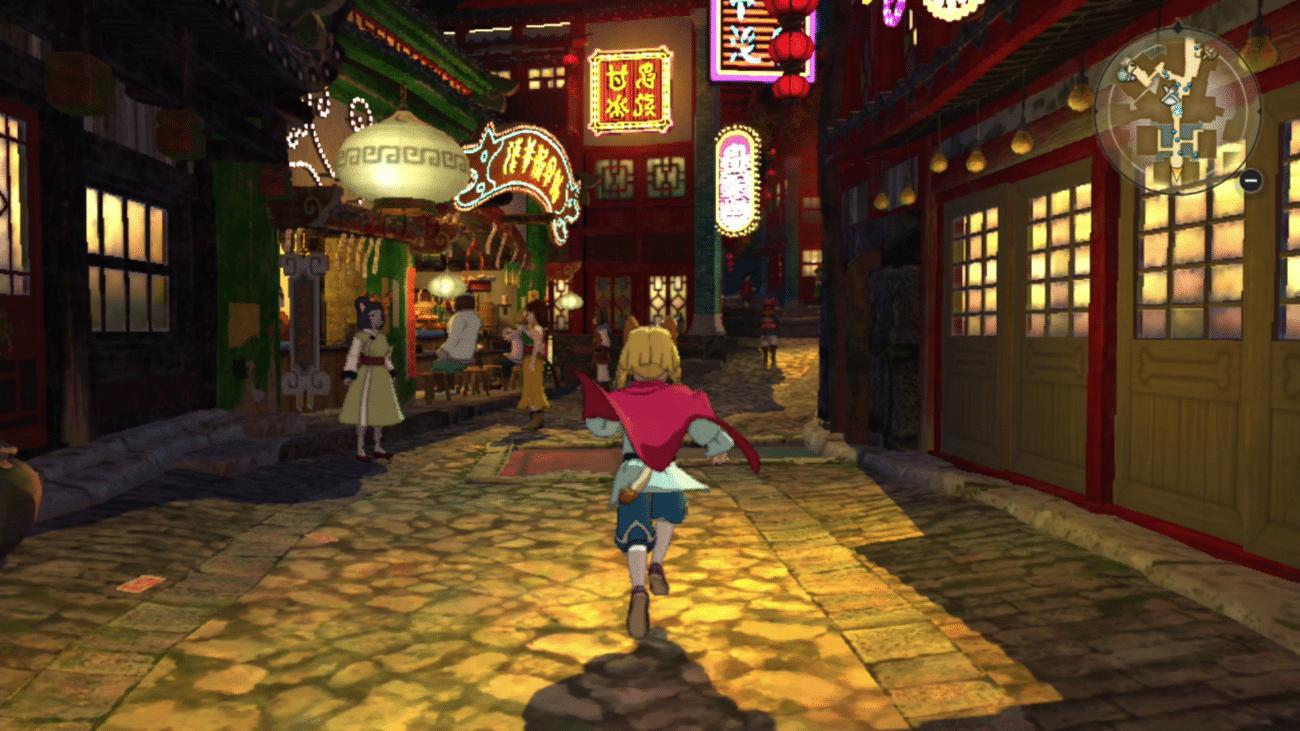 Ni No Kuni II : L'avènement d'un nouveau royaume Nintendo Switch