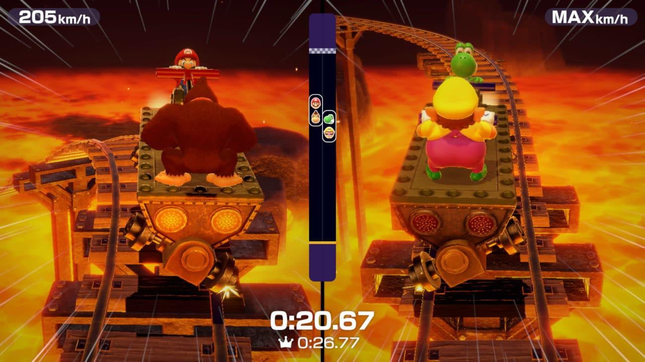 Mario Party Superstars jette ses dés sur Switch