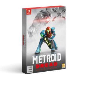 boite édition spéciale metroid dread
