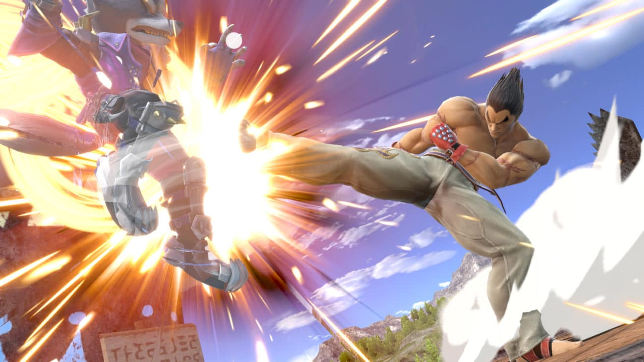 kazuya smash switch