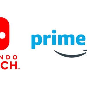 Les belles offres Nintendo Switch des Amazon Prime Day