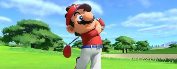 Mario Golf Super Rush – Les premiers tests sont arrivés