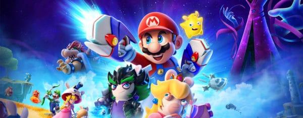 Mario + The Lapins Crétins Sparks of Hope se montre à nouveau