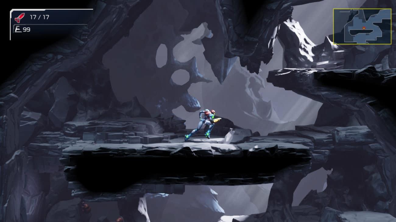 Metroid Dread Sorties Switch