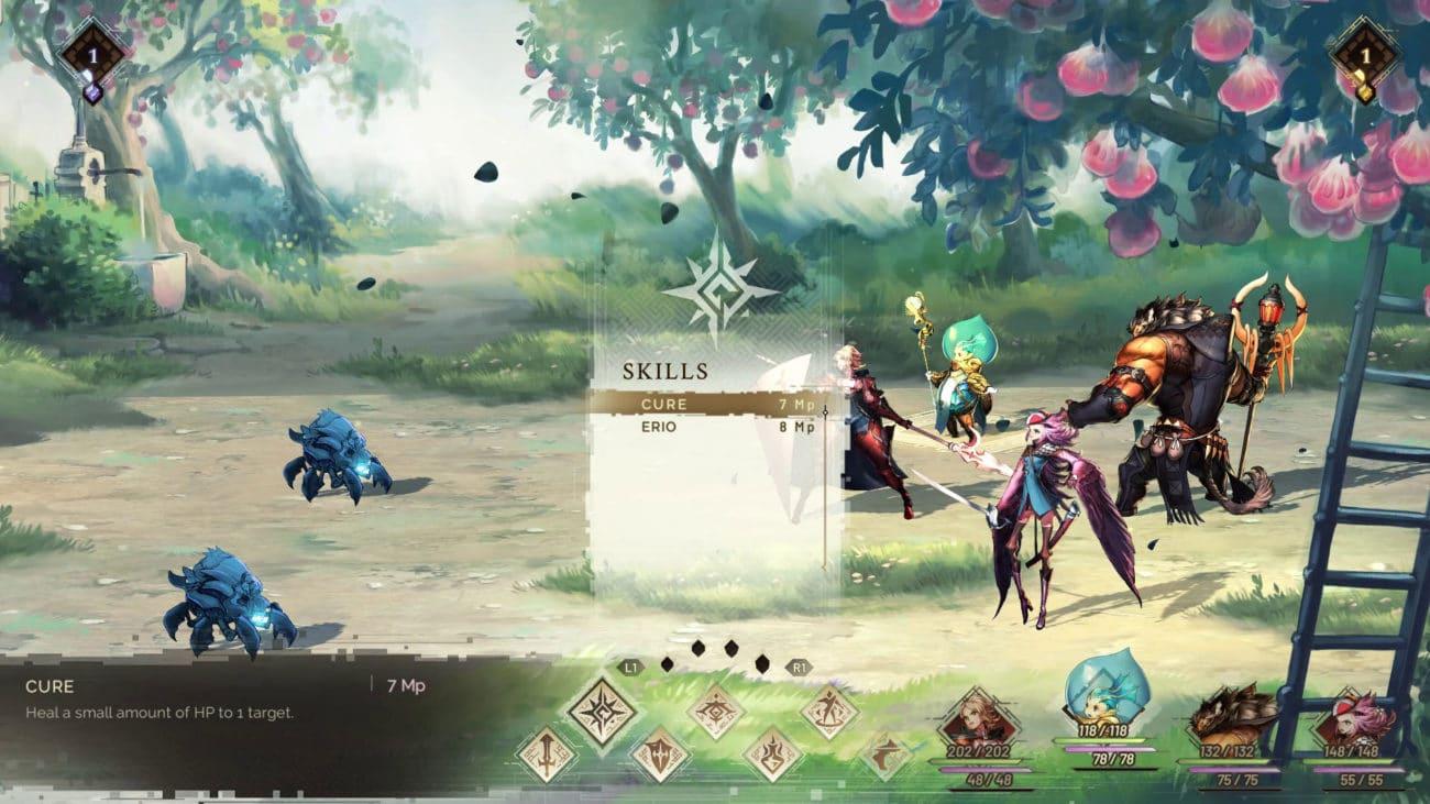 Astria Ascending obtient une date de sortie sur Switch