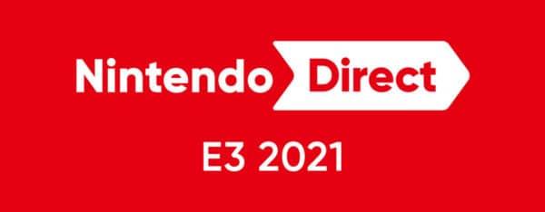 Nintendo dévoile son programme pour l'E3 2021
