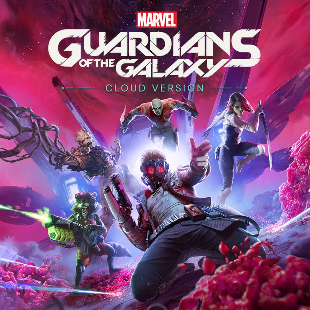 Guardians of the Galaxy - Cloud version