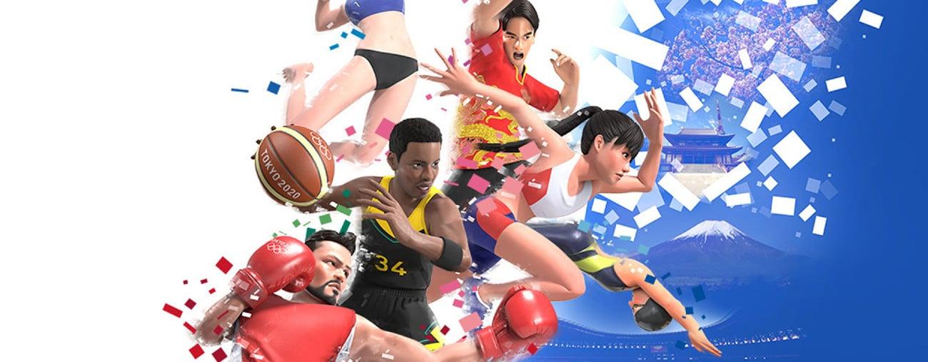 jeux olympiques de tokyo 2020 jeu switch test