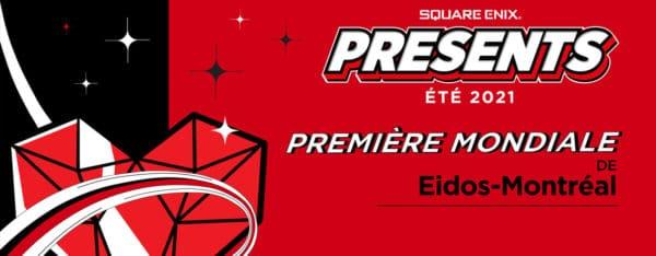 Suivez la présentation Square Enix de l'E3 2021 en direct (21h15) !