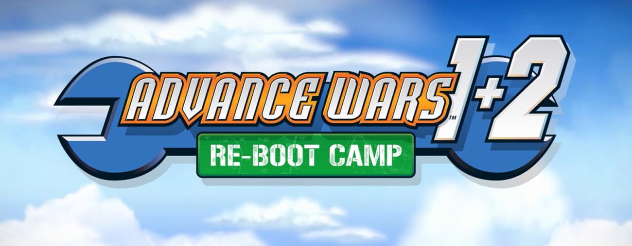 advance wars 1-2 reboot camp switch