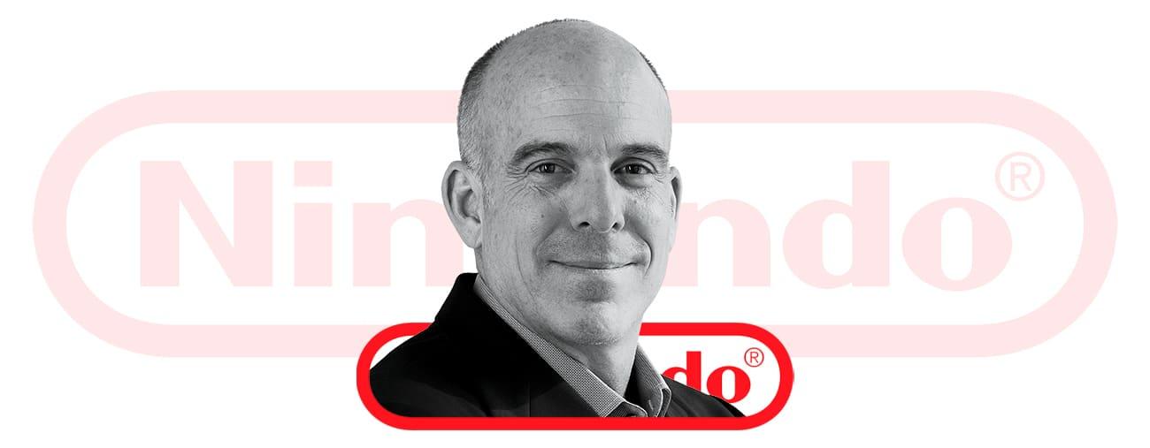Doug Bowser président Nintendo of America